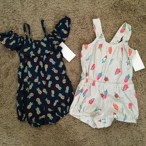 OshKosh B'gosh Bottoms - Oshkosh | Romper Bundle
